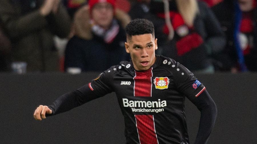 Desde que chegou ao Bayer Leverkusen, Paulinho só conseguiu atuar em 45 partidas - TF-Images/Getty Images