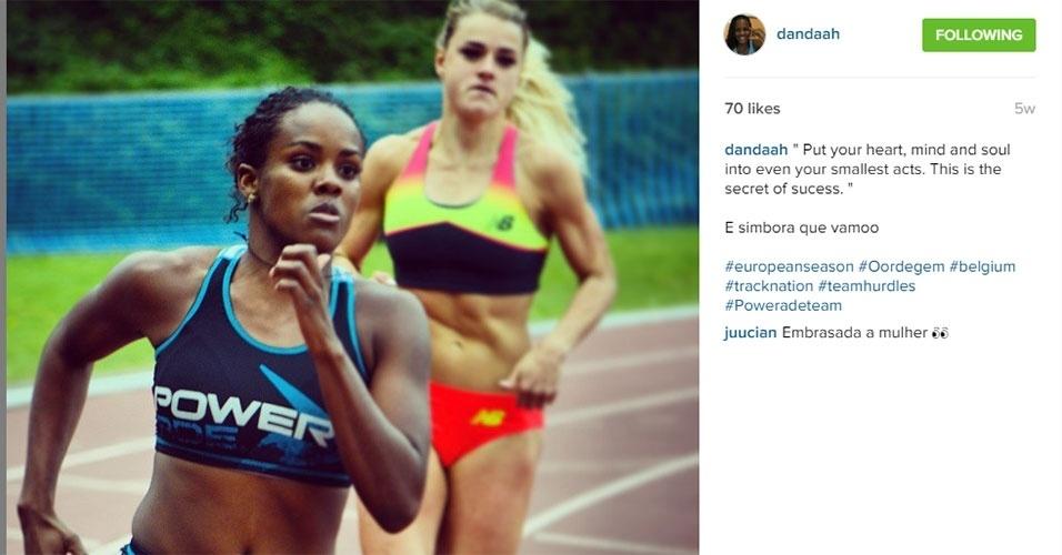 Dandadeua Brites - atletismo