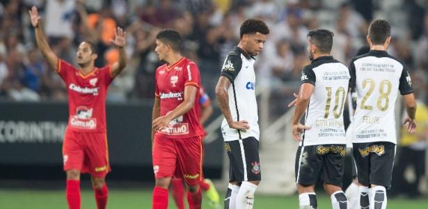 Audax eliminou Corinthians no último sábado pelo Paulista
