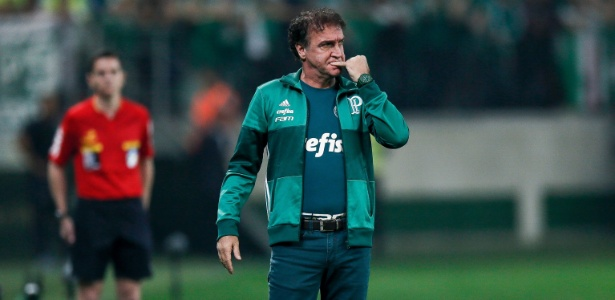 Cuca ainda não sabe se seguirá como técnico do Palmeiras para 2017 - Rubens Cavallari/Folhapress