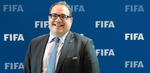 Victor Montagliani é presidente da Concacaf - Philipp Schmidli/Getty Images