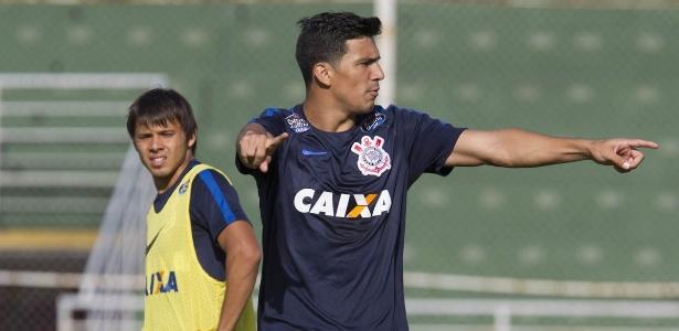 Zagueiro Balbuena é um dos líderes do elenco do Corinthians