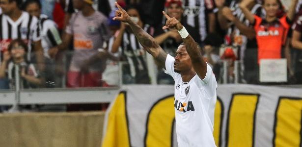 Maicosuel, meia-atacante do Atlético-MG, tenta recuperar a condição de titular com Roger Machado - Bruno Cantini / Atlético-MG / Divulgação