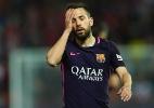 """Número de jogos incomoda, mas Alba nega saída: """"O Barça é minha casa"""" - Aitor Alcalde/Getty Images"""