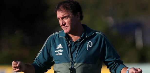 Cuca deve promover mudanças na equipe do Palmeiras