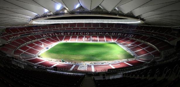 Wanda Metropolitano ficará parcialmente fechado