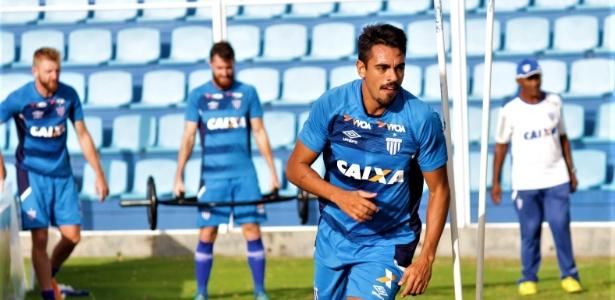 Júnior Dutra será novo atacante do elenco do Corinthians