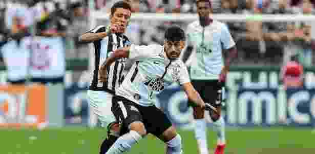 Cobiçado por outros clubes, Marcos Rocha chega valorizado para a janela de transferências - Ale Cabral/AGIF