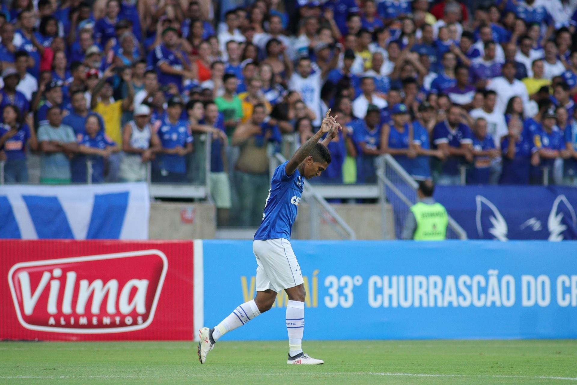 Sporting faz consulta a agentes de Raniel e estuda oferta ao Cruzeiro -  20 07 2018 - UOL Esporte 156481ff41eeb