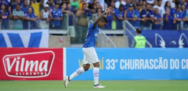 Raniel marcou seis gols pelo Cruzeiro na atual temporada - Pedro Vale/AGIF