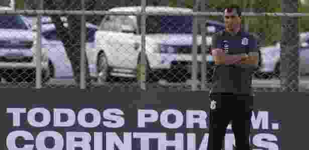 De volta ao Corinthians, Carille disse que é realista em situação financeira do clube - Daniel Augusto Jr. / Ag. Corinthians