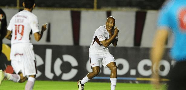 Patrick marcou o primeiro gol na vitória do Internacional desta quarta-feira na Bahia - Divulgação/SC Internacional