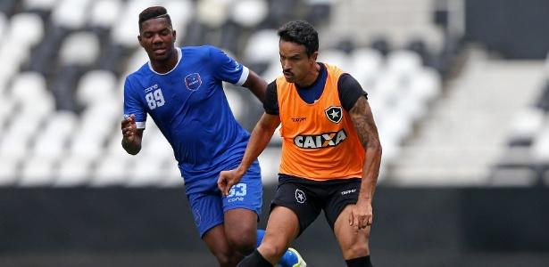 Botafogo não teve boa atuação e não conseguiu marcar gols diante do Audax