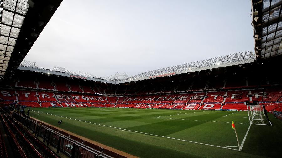 Caso ocorreu em Old Trafford antes do jogo Manchester United 5 x 0 Brugge pela Liga Europa - Phil Noble/Reuters