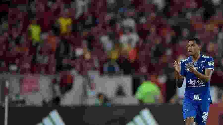 Corinthians fez consulta por Pedro Rocha, mas desistiu rapidamente de abrir negociações  - Thiago Ribeiro/Agif