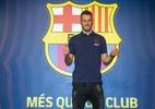 Reprodução/Twitter @FCBarcelona_es