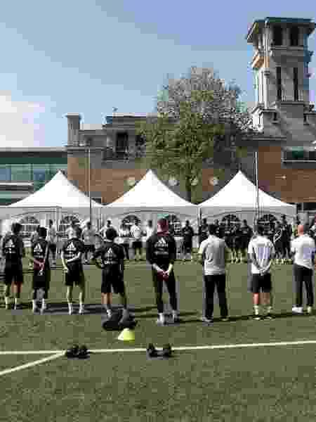 Jogadores do Real Madrid fazem minuto de silêncio após falecimento de irmão de Zidane - Divulgação/Real Madrid