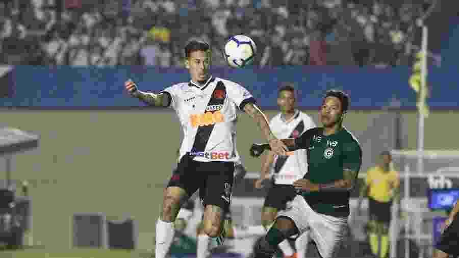 Vasco e Goiás se enfrentam hoje (18), às 19h30, em São Januário, pelo Campeonato Brasileiro - Heber Gomes/AGIF