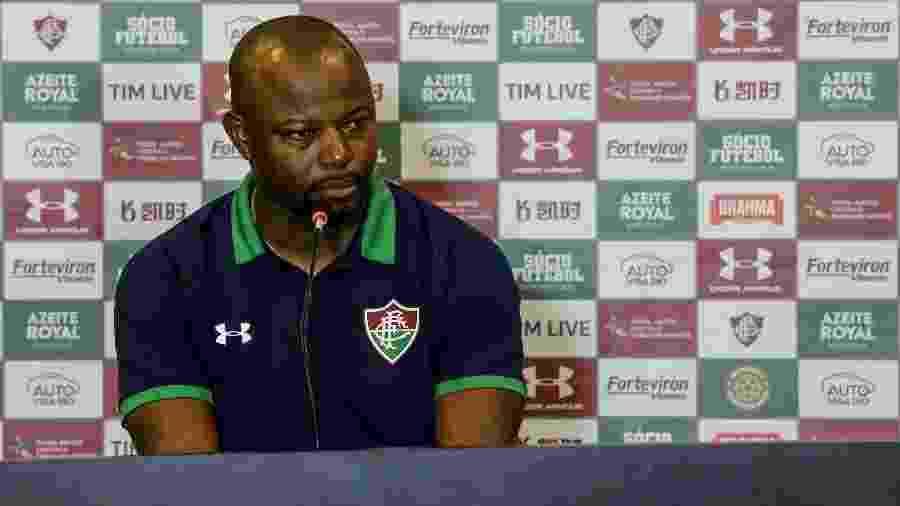 Marcão lamentou resultado ruim do Flu no Castelão; para ele, time merecia mais - Lucas Merçon/Fluminense FC