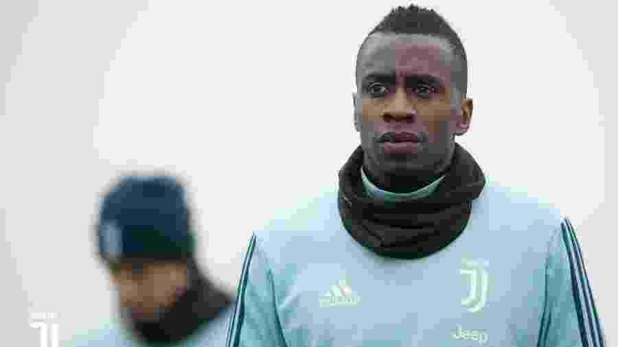Blaise Matuidi chegou à Juventus em 2017 e fez mais de 130 jogos com a camisa do clube - Daniele Badolato - Juventus FC/Juventus FC via Getty Images