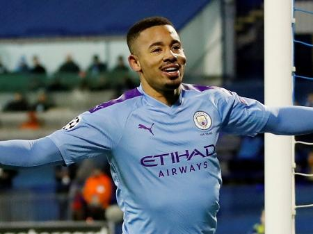 Dinamo Zagreb X Manchester City Gabriel Jesus Faz Tres E Comanda Goleada