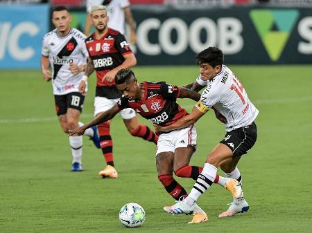 Flamengo E Vasco Pelo Carioca E Adiado Para Quinta Feira 15
