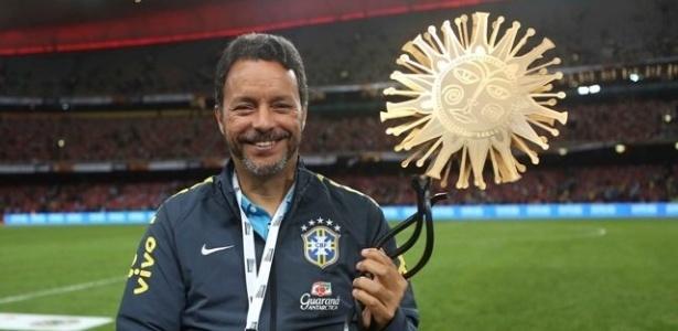 Evandro Motta já trabalhou no Inter, em 2006 e 2008, e fará trabalho pontual neste ano