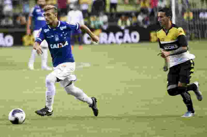 Criciúma e Cruzeiro se enfrentam na primeira rodada da Primeira Liga - Mauricio Vieira/Light Press/Cruzeiro