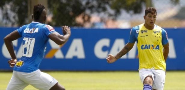 Romero já soma dois cartões no Mineiro e está pendurado no campeonato