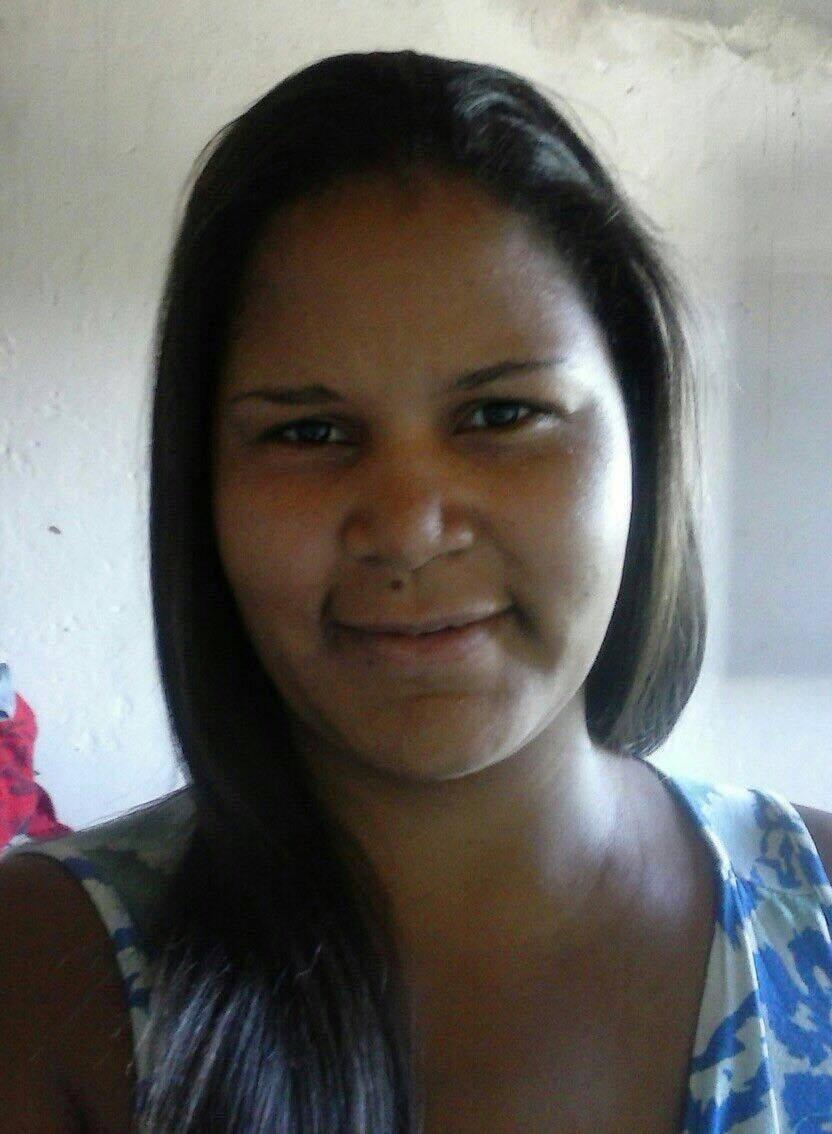 Mércia Santos, mãe de Lucas Santos, jogador da Portuguesa morto