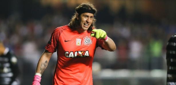 Último jogo de Cássio como titular foi São Paulo 4 x 0 Corinthians