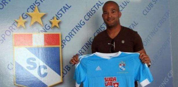 Alberto Rodríguez atuou pelo Sporting Cristal em sua carreira