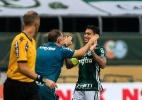 """Dudu rebate provocação do São Paulo: """"Aqui tomam de 4 e gol de cobertura"""" - Ale Cabral/AGIF"""