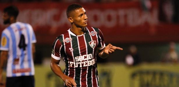 Richarlison foi alvo do Palmeiras na semana que antecedeu a partida entre os times