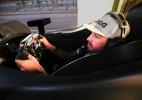 Alonso testa simulador e põe vitória em Indianápolis acima de GP de Mônaco - Twitter/Reprodução