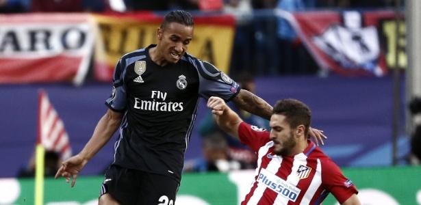 Danilo seria o provável substituto de Daniel Alves na Juventus