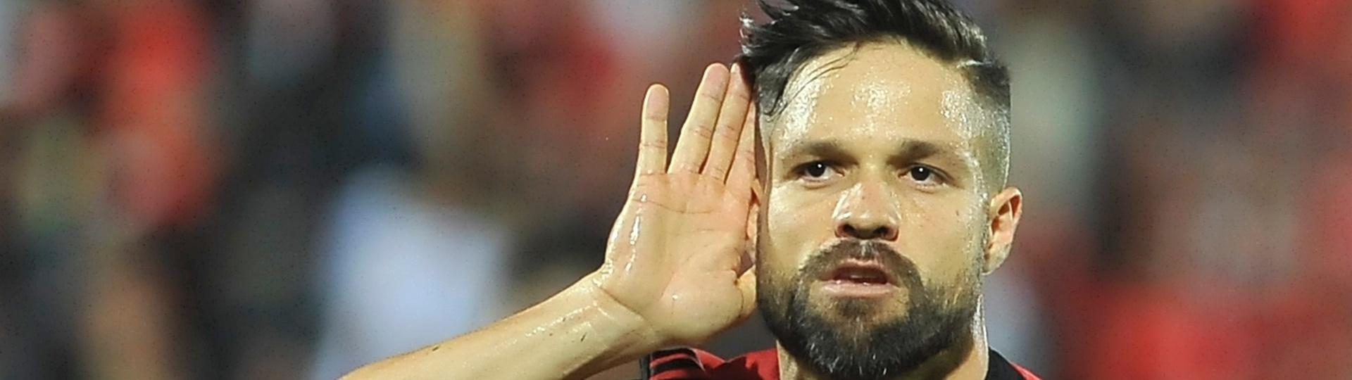 Diego foi um dos destaques do Flamengo contra a Chapecoense