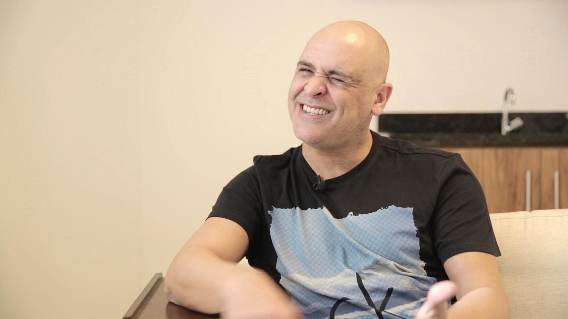 Marcos, ex-Palmeiras, dá entrevista ao UOL