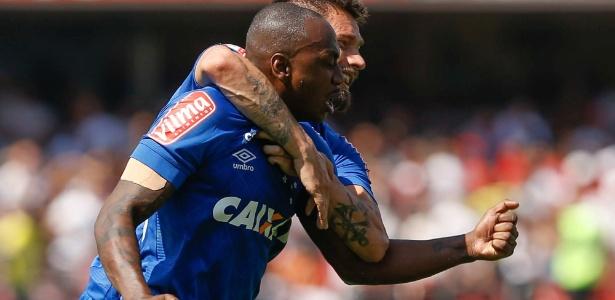 Sassá, atacante do Cruzeiro, desabafa por vazamento de imagens nas redes sociais - © Marcello Zambrana/Light Press/Cruzeiro