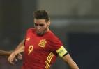 Espanha bate Mali com brilho de atacante do Barça e reeditará final - AFP PHOTO / PUNIT PARANJPE