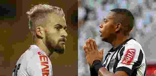 Ronny Santos/Folhapress e Daniel Vorley/AGIF