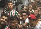 Reprodução/Twitter/Fluminense FC