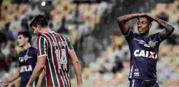 Atacante Bruno Henrique pode ser vendido por R$ 23 milhões ao Flamengo - JAYSON BRAGA/ESTADÃO CONTEÚDO