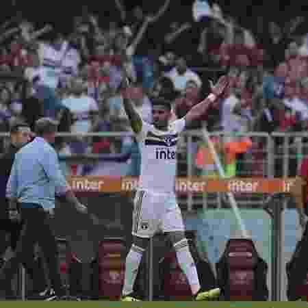 Tréllez não permanecerá no São Paulo em 2021 - Rubens Chiri/saopaulofc.net - Rubens Chiri/saopaulofc.net