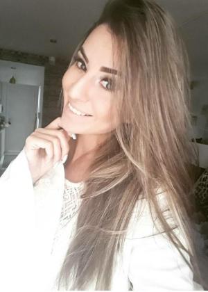 Alanna Britez, homônima da suspeita do caso Daniel, vem sofrendo ameaças - Arquivo pessoal