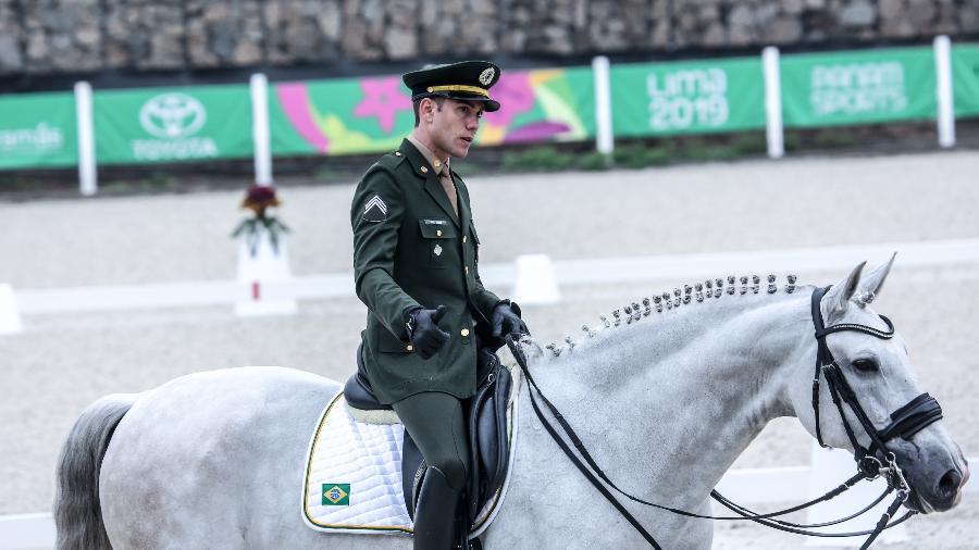 João Victor Marcari Oliva, filho de Hortência, é convocado para os Jogos Olímpicos -  Pedro Ramos/ rededoesporte.gov.br