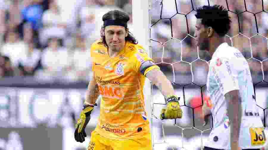 Gil completa 200 jogos pelo Timão amanhã diante do Independiente del Valle, do Equador, na Arena Corinthians - Alan Morici/AGIF