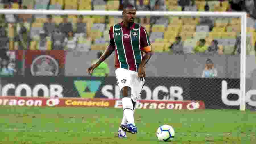 Airton tem futuro indefinido no Fluminense - Mailson Santana/Fluminense FC