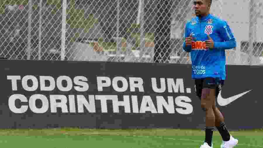 Malcom faz tratamento no Corinthians. Atacante do Zenit está com lesão na coxa esquerda - Daniel Augusto/ Agência Corinthians