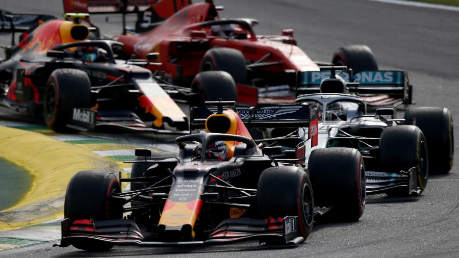Haas, McLaren, Mercedes, Racing Point, Red Bull, Renault e Williams unirão forças para produzir equipamentos médicos contra o coronavírus - Charles Coates/Getty Images